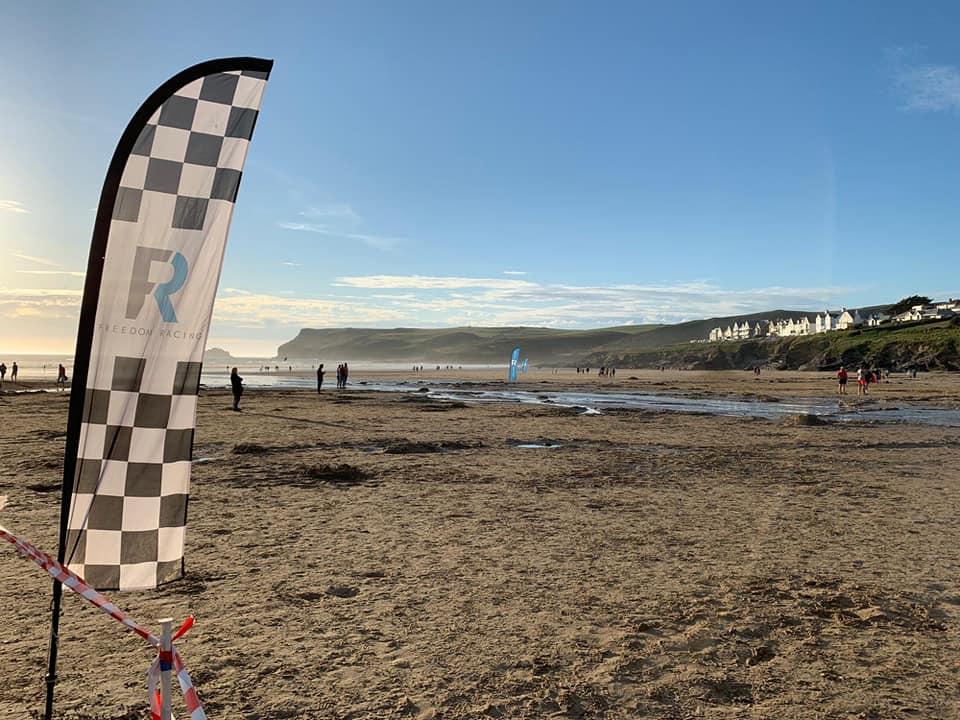 Bit of a beach run to start/finish