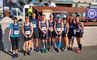 Weekend of Running – 7th / 8th Sept 2019
