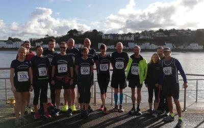 Bideford 10 and Cornish Marathon