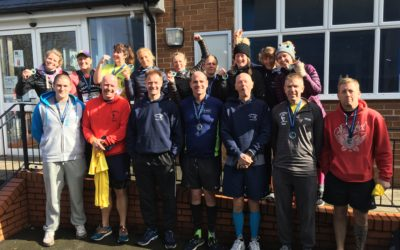 LRR at the Bideford Half Marathon